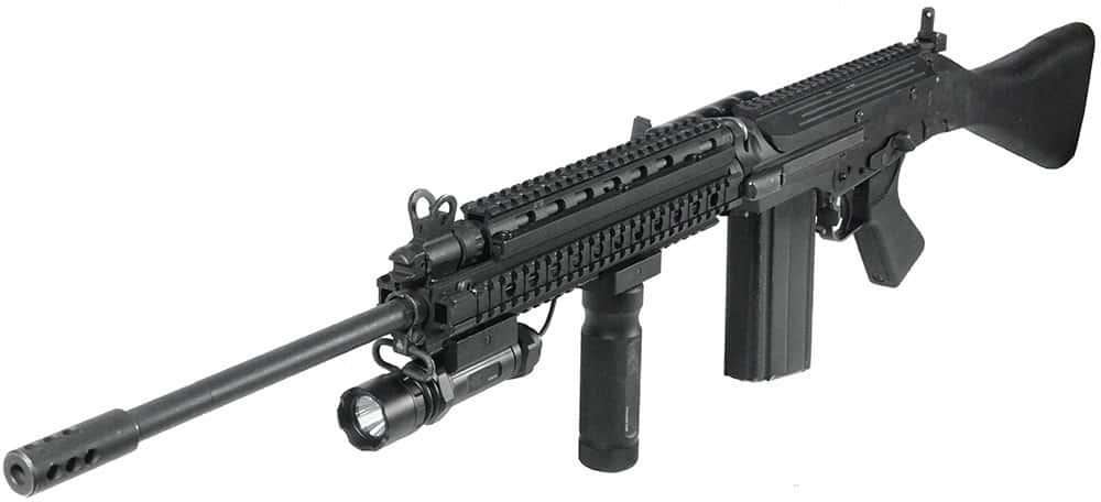 UTG Combat 26mm IRB LED Flashlight