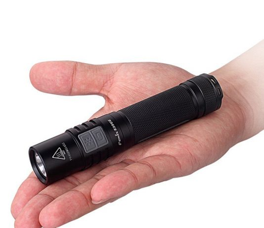 Fenix E35- Best 18650 flashlight